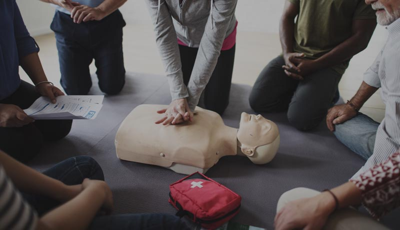 Primary Care Resuscitation Update Course for GP surgeries and dental practices
