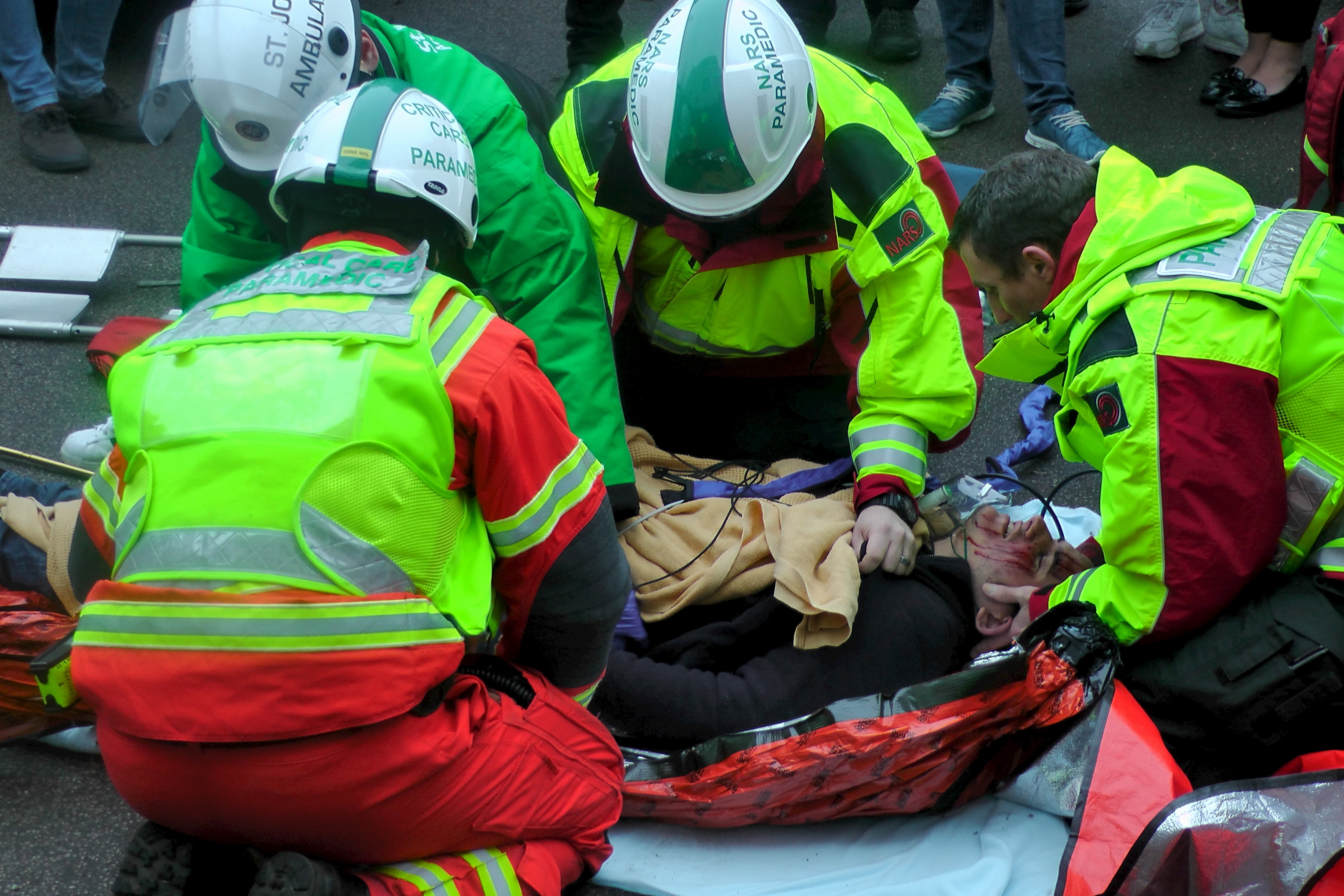 FREC3 - Level 3 First Response Emergency Care (RQF)